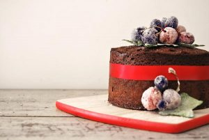 Gillian Bell's Fruit cake