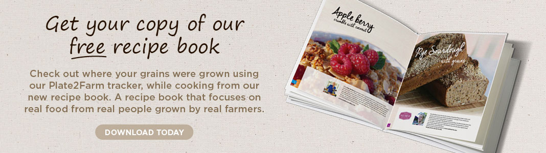 Download our Free Recipe book