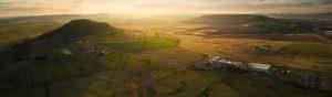 Kialla Mill at sunset