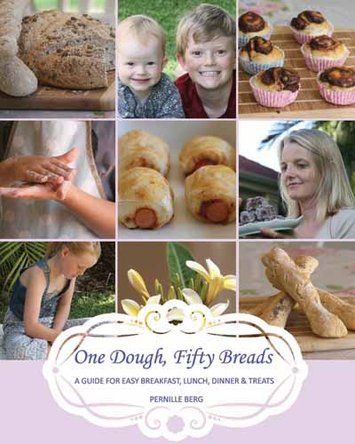 Pernille Berg Larsen One Dough Fifty Breads