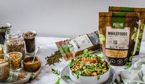 Minimally Processed Wholefoods