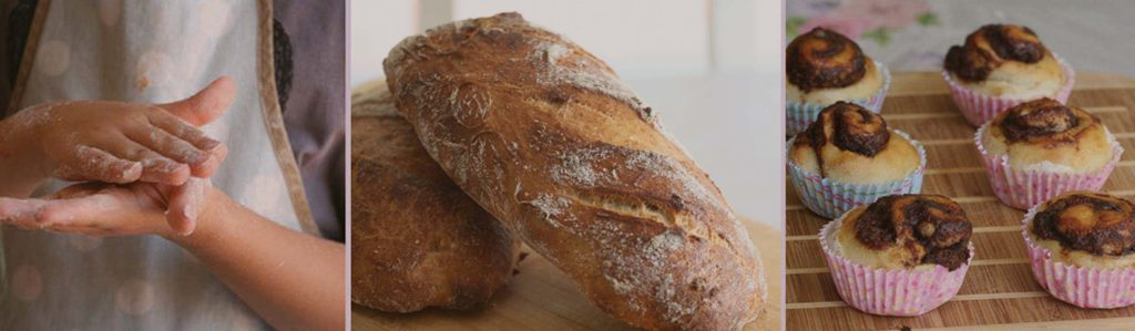 Pernille Berg Larsen's Bread book