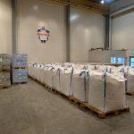 Oats in bulk bags bound for Australia