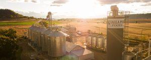 Kialla Pure Foods silos