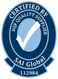 Safe Quality Foods certification