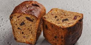 Rye Fruit Bread