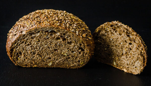 Loaf made with our Ancient Grains Bread Mix