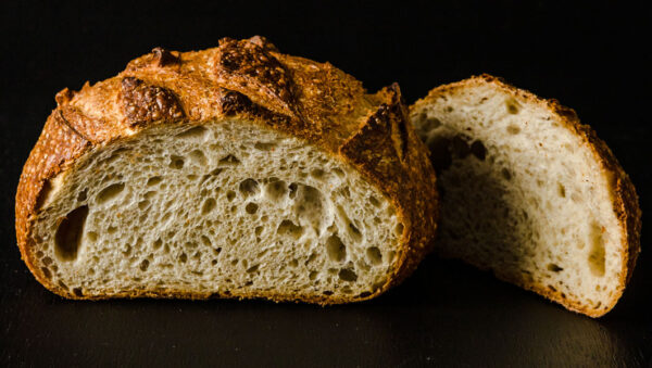 Loaf made with Kialla's Classic Sourdough Bread Mix