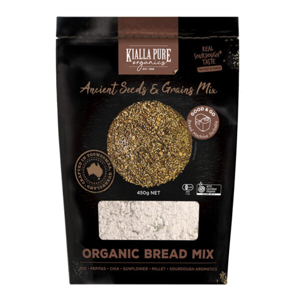 Ancient Seeds and Grains Bread Mix