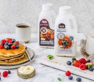 Kialla Pancake Mixes for delicious fluffy pancakes every time
