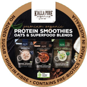 Kialla's Protein Smoothies