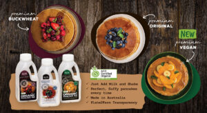 Kialla's pancake collection