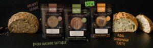 Make artisan bread at home with Kialla's new bread mixes